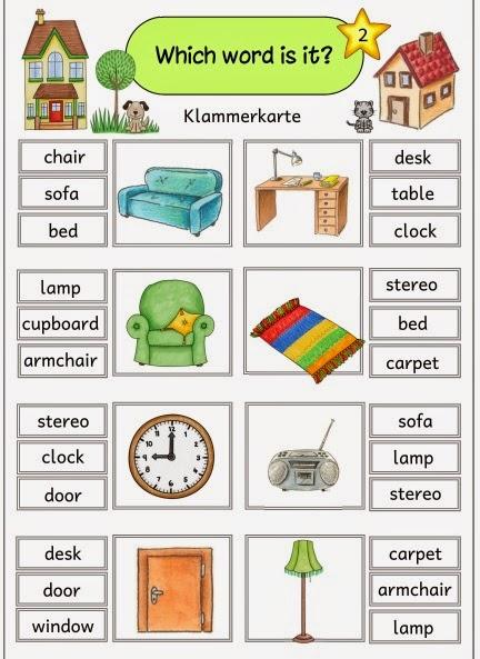 at home deutsch