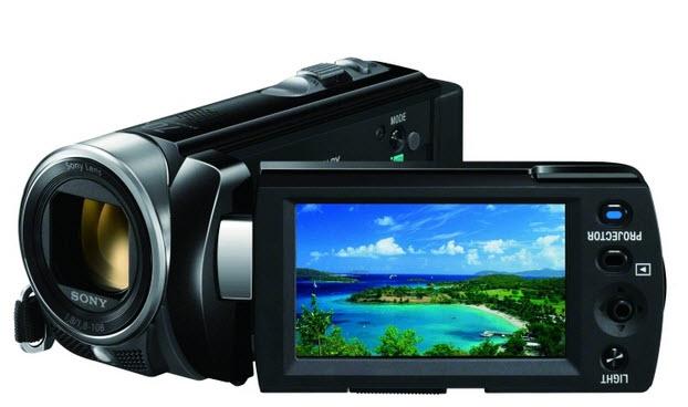 Handycam Sony DCR PJ6 - www.teknologiz.com
