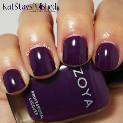 Zoya Focus Collection - Lidia | Kat Stays Polished