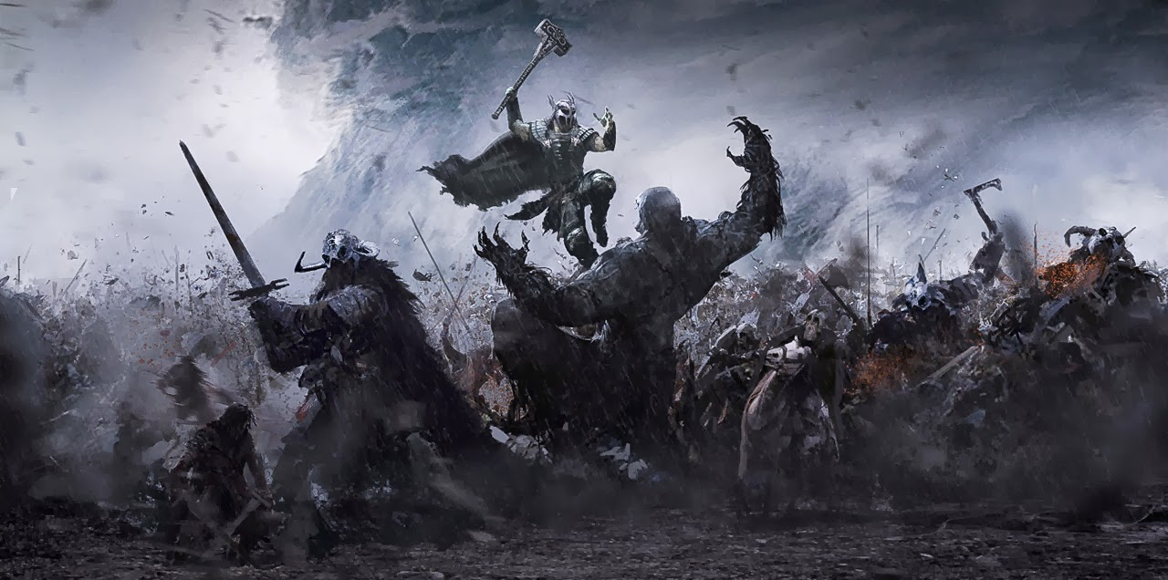 Epic Fantasy War Wallpapers