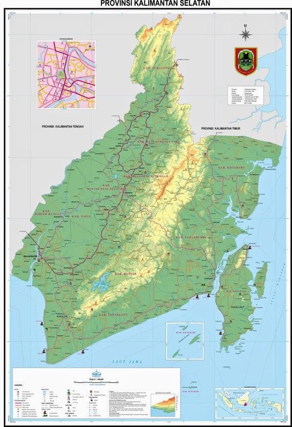 Daftar Wisata Di Kalimantan Selatan