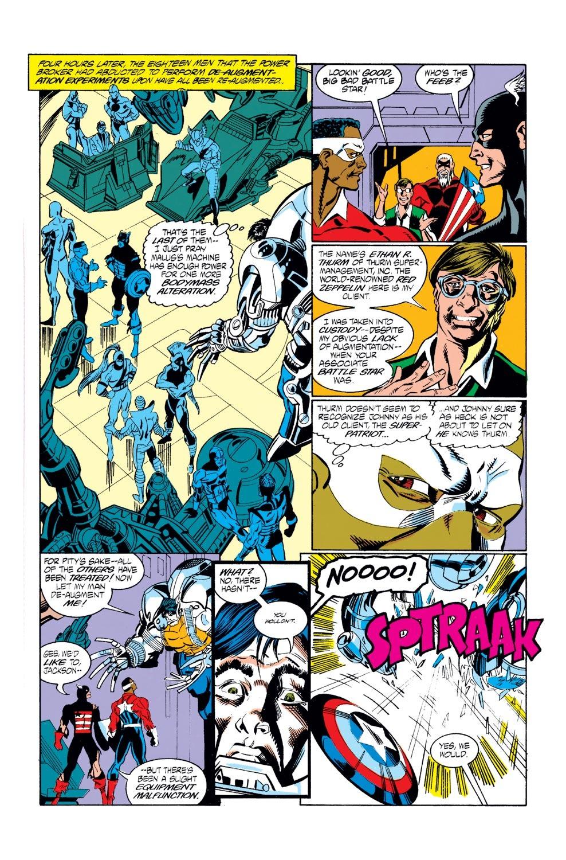 Captain America (1968) Issue #378 #311 - English 20