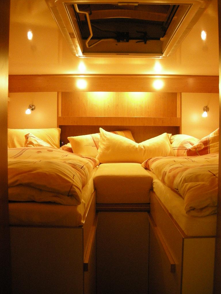 Campst du noch oder wohnst du schon?: Schlafzimmer...