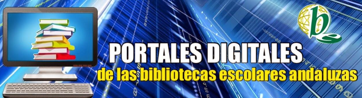 Blogs Bibliotecas Escolares de Andalucía