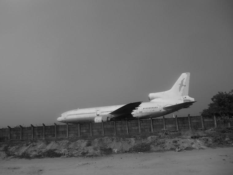CA -l'avion- cotonou / Benin