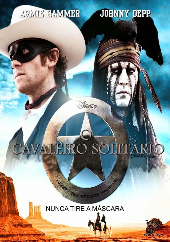 O Cavaleiro Solitário – Dublado (2013)