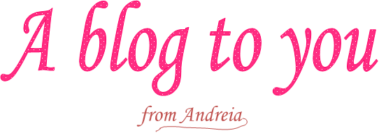 A blog to you