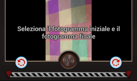 Ruotare video su Android app Rotate Video FX