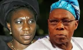 Iyabo Obasanjo - Olusegun Obasanjo