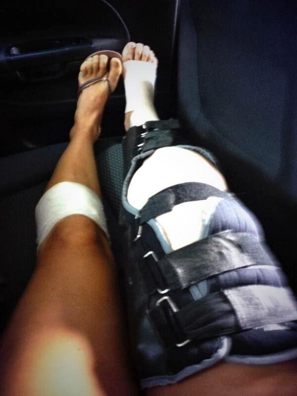 Lula Haro, operada de la rodilla | Mundo Handball