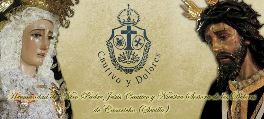 Hermandad Ntro. Padre Jesús Cautivo y Ntra. Sra. de los Dolores (Casariche)