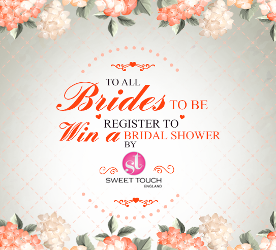 let me tell you what the free bridal shower package will include so you will know why registering in the app will be worth it