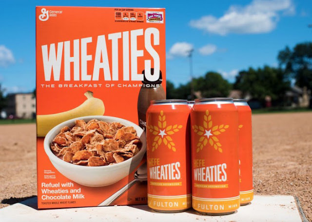 Wheaties beer.