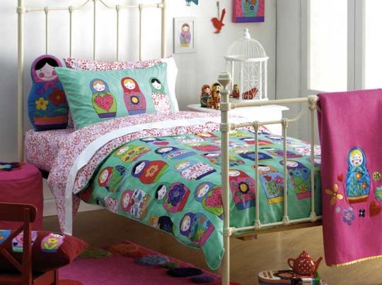 Lindos dormitorios tem ticos infantiles ideas para for Dormitorios tematicos