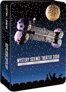 Mystery Science Theater 3000: 25th Anniversary Edition on DVD