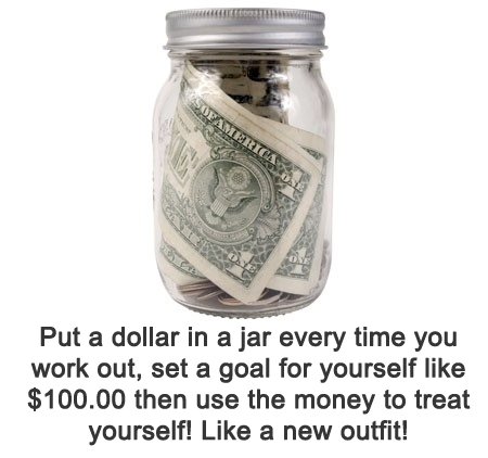 Fun Way To Lose Weight With Dollar Jar
