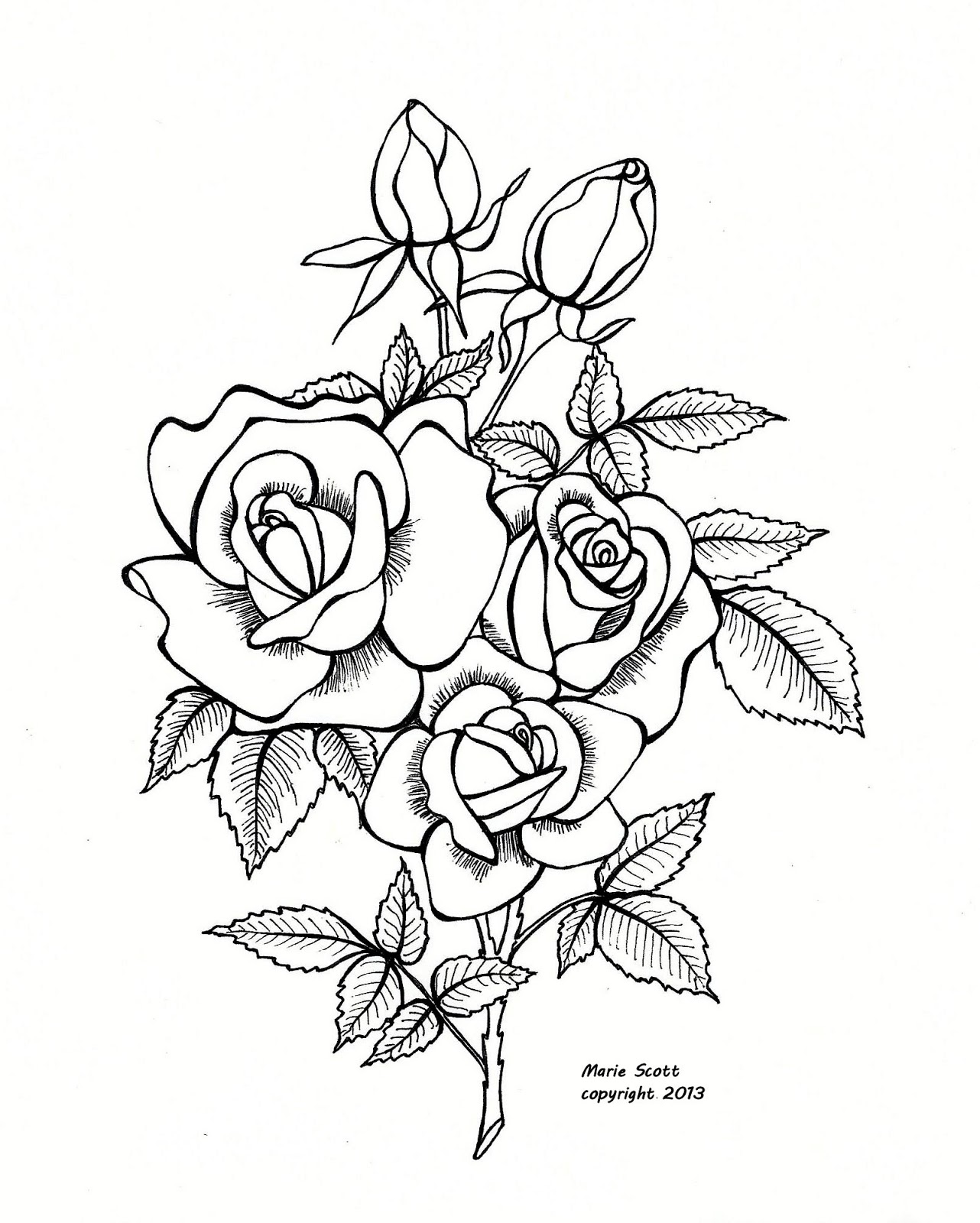 Profusion art june 2013 for Can you dye roses