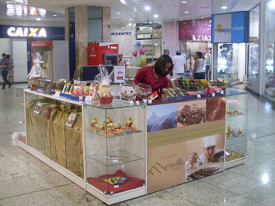 Chocolats Merveille Suisse: Quisque no Shopping Itaigara