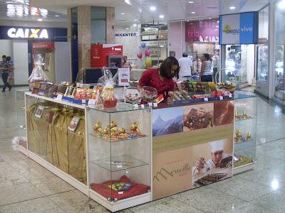 Chocolats Merveille Suisse: Quisque no Shopping Itaigara