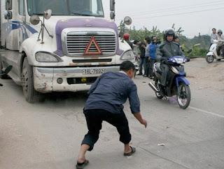Ảnh Việt Nam: Một phút tỏa sáng