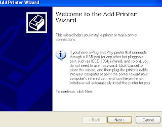 Satu Printer Untuk Beberapa Komputer