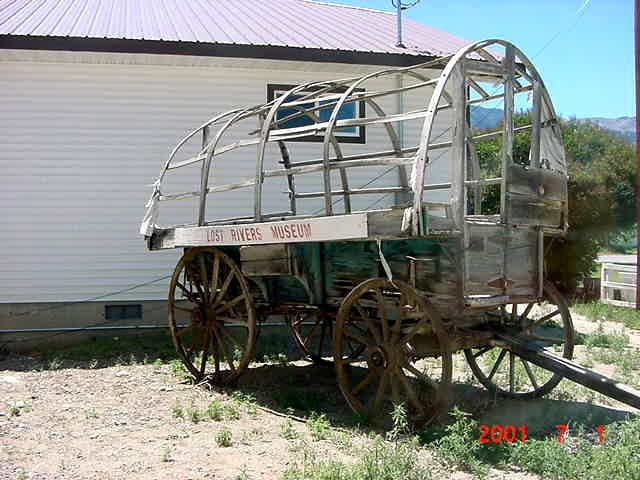 Mackay, Idaho 83251: Update On South Custer Historical Society