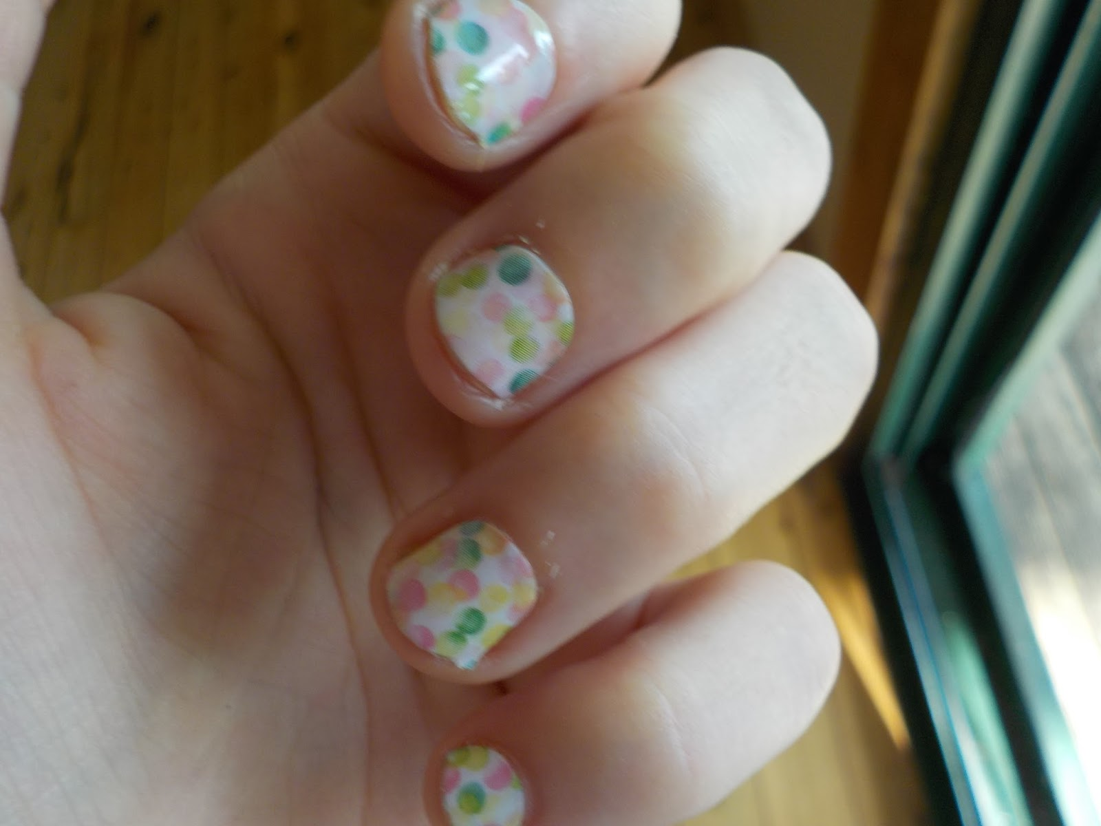 Lifestyle and Beauty Honestly: Jamberry Nail Wraps