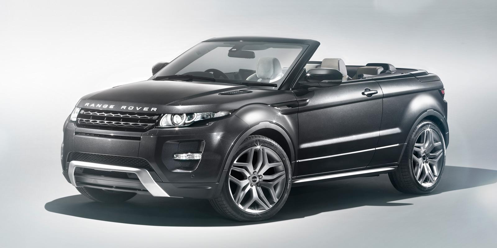 Range Rover Evoque Autosmr