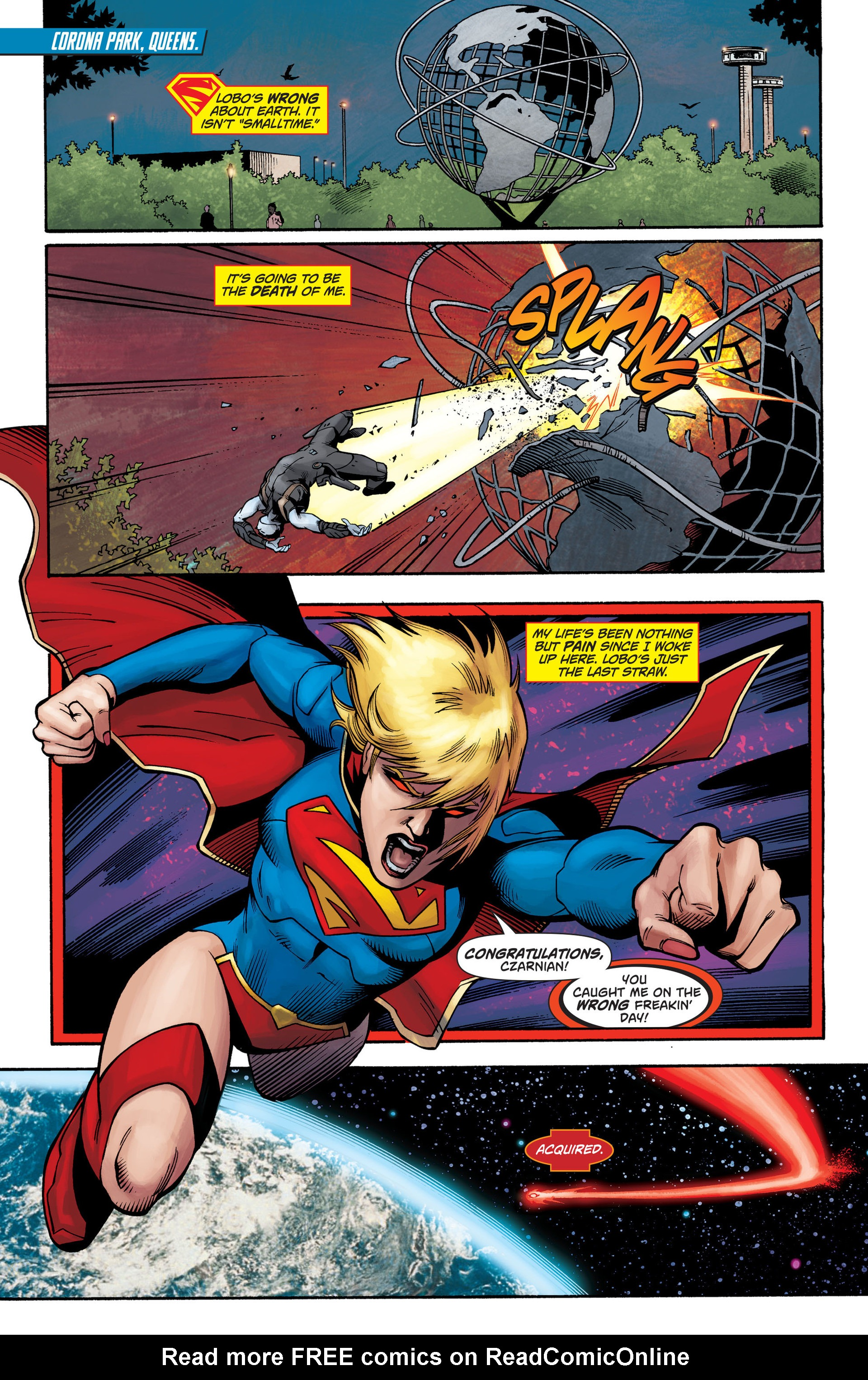 Supergirl (2011) Issue #28 #30 - English 15