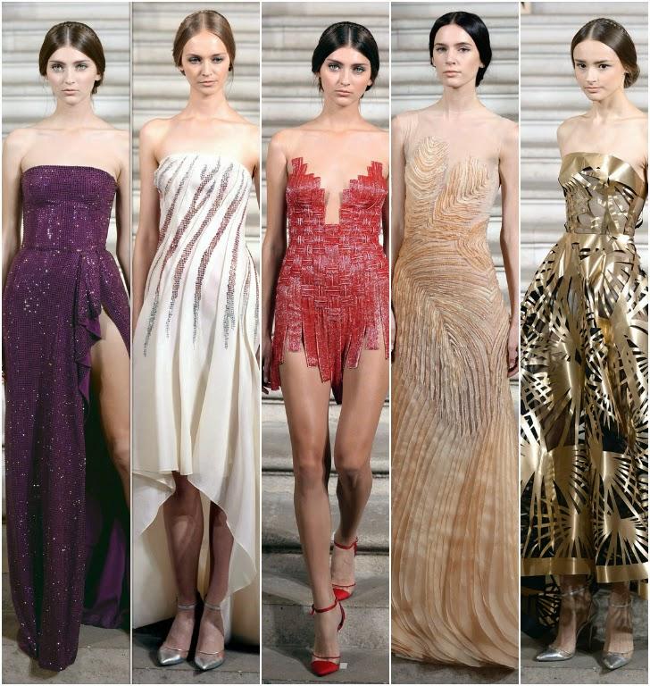 Rami Al Ali Haute Couture AW 14-15 © LUSA
