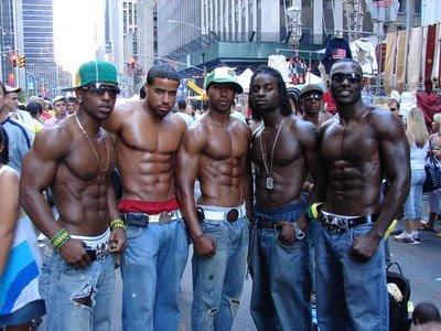 Women who like black men