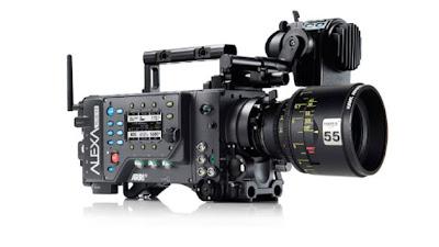 Kamera Alexa Plus 4:3.