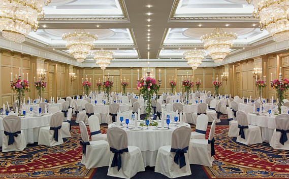 Home decorations ballroom decoration for Ball room decoration