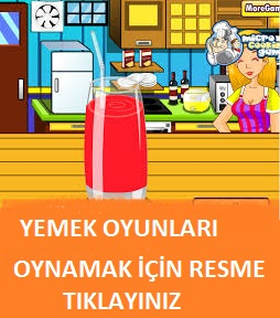 Yemek Oyunlar Oyna