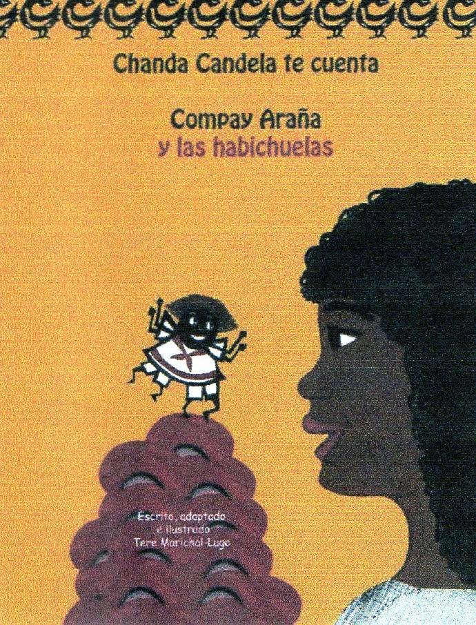 Libro de Tere Marichal-Lugo