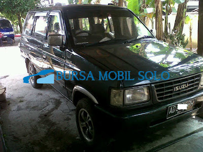 Dijual Panther hi grade 96 hijau AD Solo Surakarta