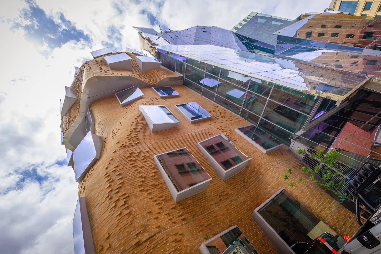 Design Frank Gehry S Sydney Business School