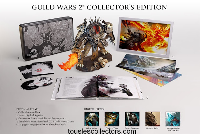 Guild War 2 Edition collector