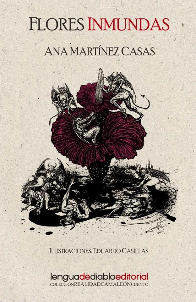 Mi plaquette de cuentos: Flores inmundas