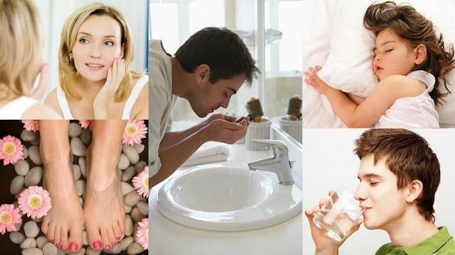 Winter skincare in winter season