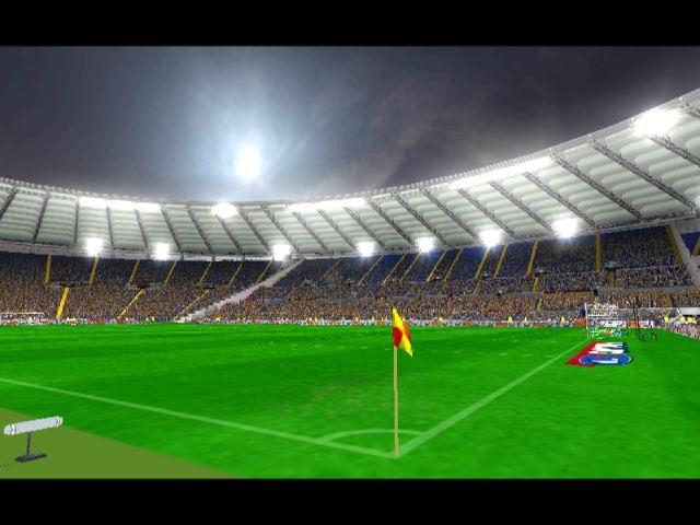 Estadio olimpico de roma pes 6 patch