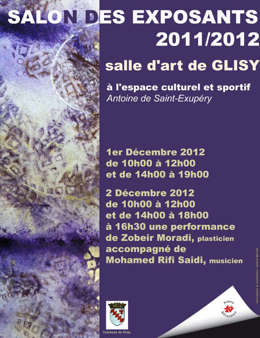Salon des exposants - Glisy 2012