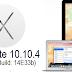 Download OS X 10.10.4 Beta 5 Yosemite (14E33b) Update .DMG File - Direct Links