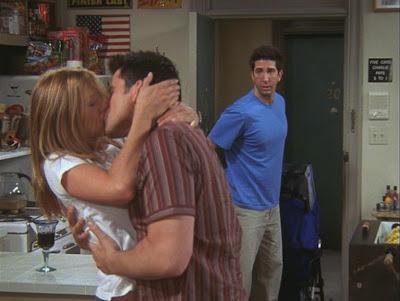 Ross is fine. Really, he's fine.