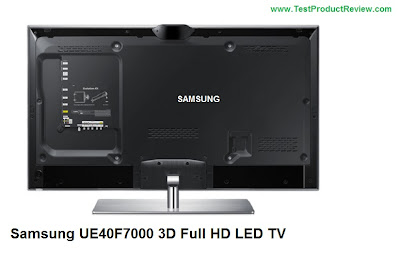 Samsung UE40F7000 review