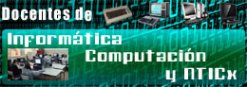 Grupo de Docentes de Informtica, Computacin y NTICx en Facebook