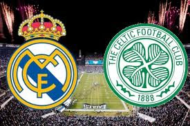 Real Madrid vs Celtic