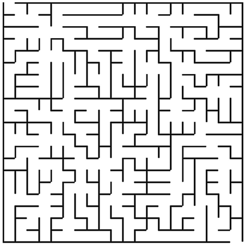 Year 11 Maze Game