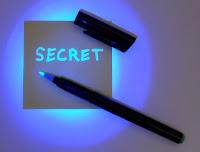 pen ultraviolet, secret pen