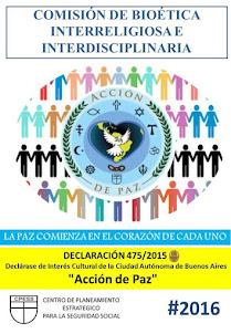 COMISION DE BIOETICA INTERRELIGIOSA E INTERDISCIPLINARIA